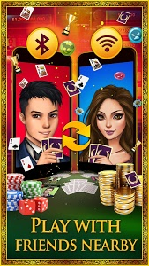screenshot of Chinese Poker - KK Chinese Poker (Pusoy/Piyat2x) version 1.77
