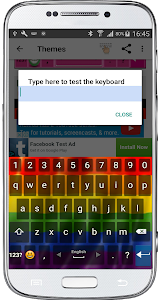 screenshot of Classic Big Keyboard version 3.6