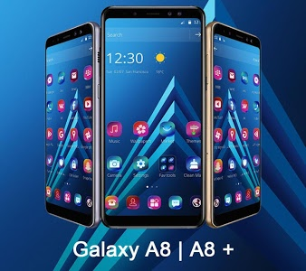 screenshot of Classic Theme for Galaxy A8 | A8+ version 1.1.2