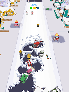 screenshot of Clean Road version 1.6.4