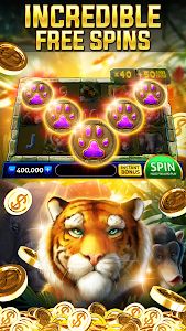 screenshot of Club Vegas – Slots for Free & Casino Games to Play version 34.0.8