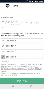 screenshot of CodeGalaxy: Learn to Code version 1.3.3