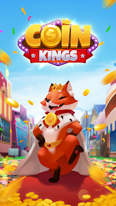 screenshot of Coin Kings version 1.4