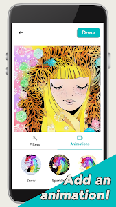 screenshot of Color Peace – Coloring Game for All Ages version 0.2.7