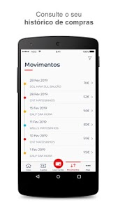 screenshot of Cartão Continente version 3.39.21