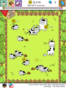 screenshot of Cow Evolution - Crazy Cow Making Clicker Game version 1.10.6