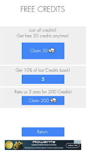 screenshot of CredCase - Withdrawable Skins version 1.6.0