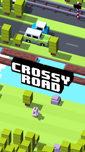 screenshot of Crossy Road version 4.3.3