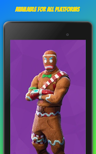 screenshot of Daily Free Skins for Battle Royale 2019 version 1.0.1