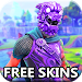 Download Daily Free Skins for Battle Royale 2019 1.0.1 APK