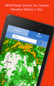 screenshot of Daily Weather Home - Weather Widget and Launcher version 2.5.32