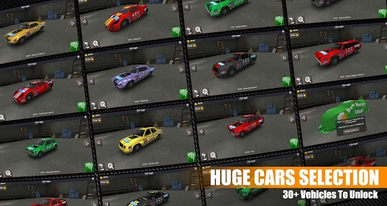 screenshot of Demolition Derby 2 version 1.3.37