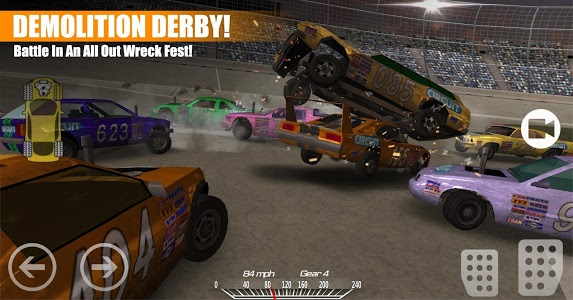 screenshot of Demolition Derby 2 version 1.3.60