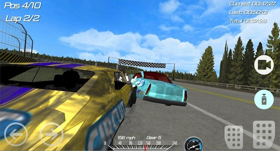 screenshot of Demolition Derby 2 version 1.1