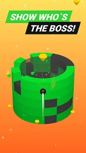 screenshot of Destroy the Rings - Tower game version 1.1.4