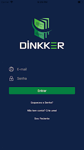 screenshot of Dinkker version 1.0.1