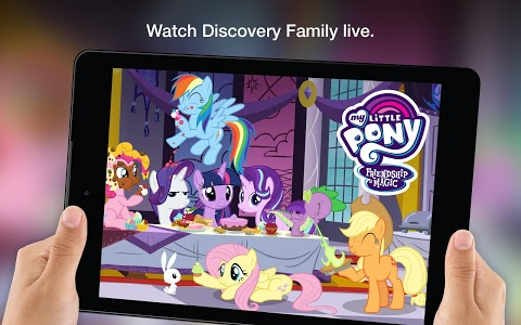 screenshot of Discovery Family GO version 2.12.1