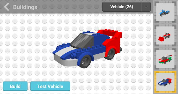 screenshot of Draw Bricks version 24.0
