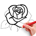 Download How To Draw Flowers 1.0.18 APK