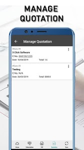 screenshot of Easy Quotation - Best Estimate/Quotation App version 4.0.16