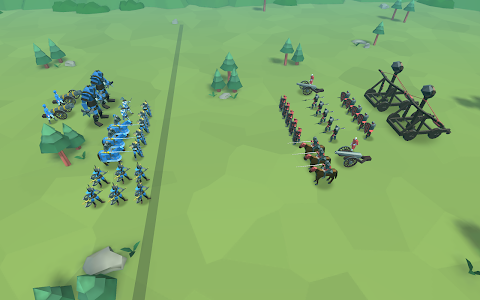 screenshot of Epic Battle Simulator 2 version 1.4.55