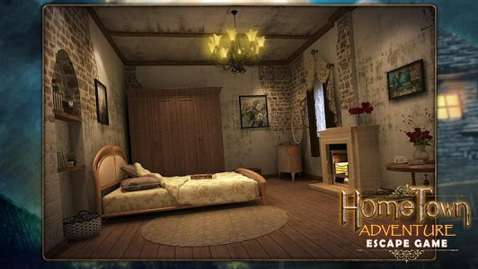 Download Escape Game Home Town Adventure 12 Apk