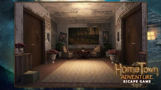 screenshot of Escape game:home town adventure version 12