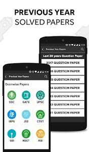 screenshot of #1 Exam Preparation 2018 App: Quiz,Previous Papers version 5.59