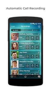 screenshot of Eyecon: Caller ID, Call Recorder & Phone Contacts version 2.0.266