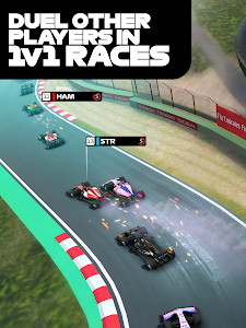 screenshot of F1 Manager version 0.10.8613