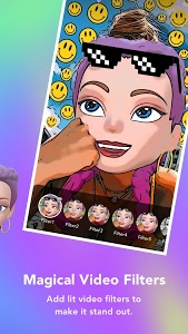 screenshot of Face Cam | Avatar Face Emoji version 1.1.1