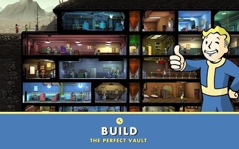 screenshot of Fallout Shelter version 1.13.9