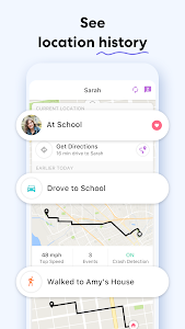 screenshot of Life360 - Family Locator, GPS Tracker version 19.0.0