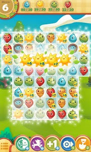 screenshot of Farm Heroes Saga version Varies with device