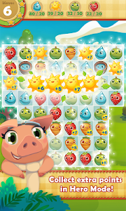 screenshot of Farm Heroes Saga version 5.15.9