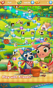 screenshot of Farm Heroes Saga version 5.13.8