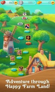 screenshot of Farm Heroes Super Saga version 1.28.0.1