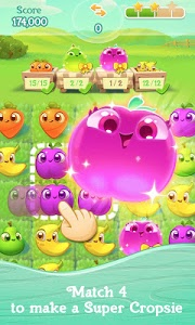 screenshot of Farm Heroes Super Saga version 0.39.4
