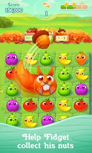 screenshot of Farm Heroes Super Saga version 0.40.4
