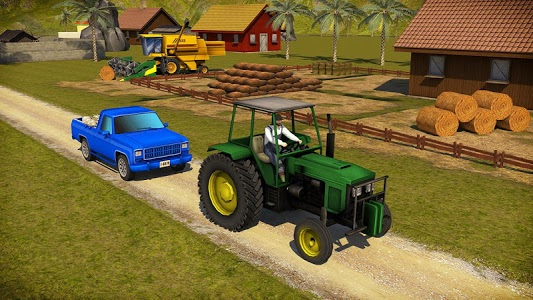 screenshot of Farming Simulator 2018 - Farm Games version Varies with device