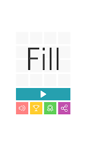 screenshot of Fill - one-line puzzle game version 2.0.1