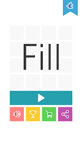 screenshot of Fill - one-line puzzle game version 2.0.3