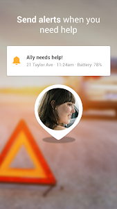 screenshot of Find My Friends version 14.4.0