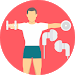 Download Fitness Exercise Running Music - Coaching 5.4 APK