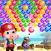 Download Flower Games - Bubble Shooter 2.1 APK