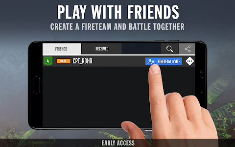 screenshot of Forces of Freedom (Early Access) version 5.5.0