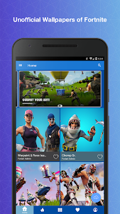 screenshot of FortArt - Community Wallpapers version 1.0.4