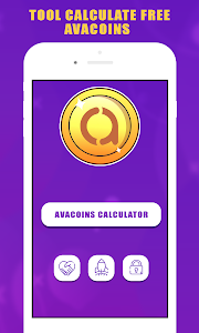 screenshot of Free AvaCoins Calculator For Avakin Life version 2.1