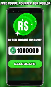 screenshot of Daily Free Robux Calc For Roblox - 2019 version 1