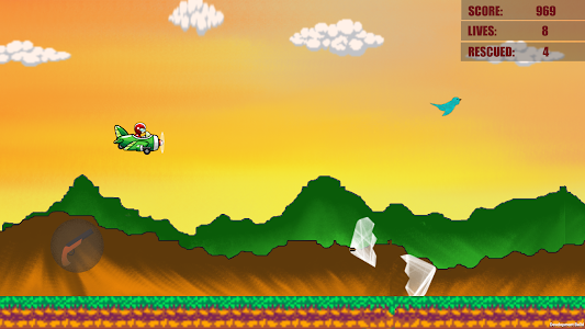 screenshot of Frozen Birds: Break ice cube, obstacles to rescue version 1.2